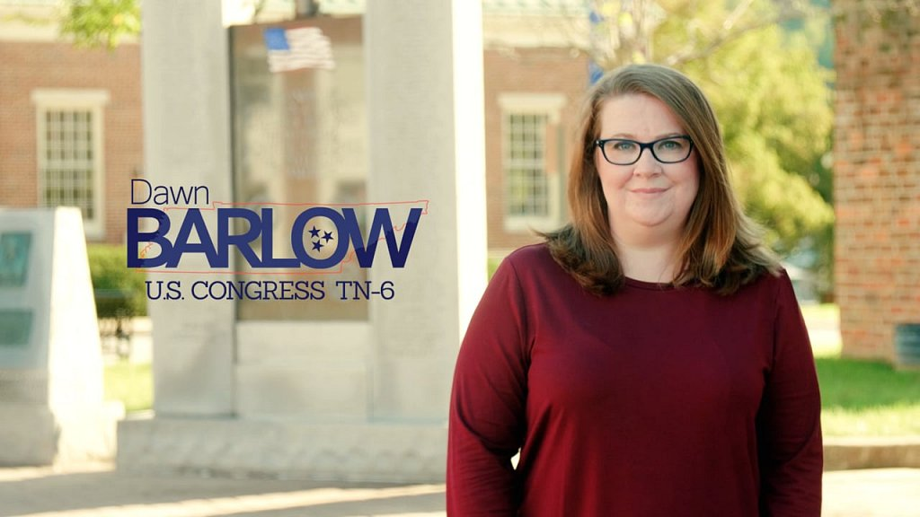 "Dawn Barlow for Congress - ""People Before Politics"""